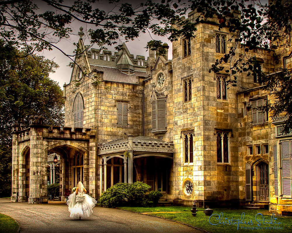 Christopher's Photography Studio, Castle Wedding
