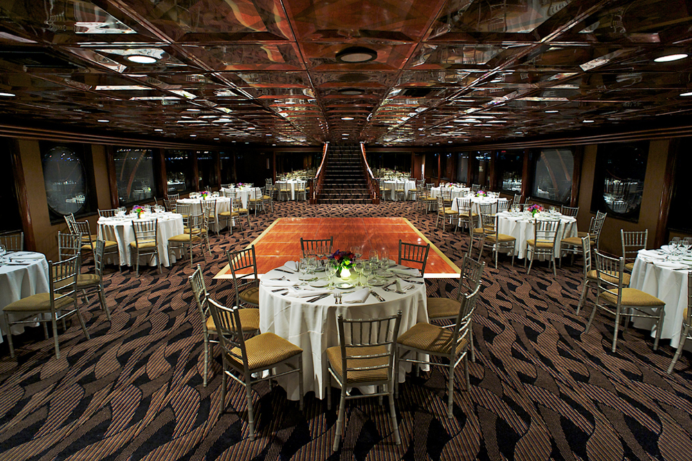 Entertainment Cruises, Atlantica Dining Room