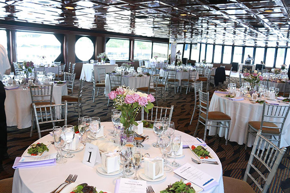 Entertainment Cruises, Ready for your Reception