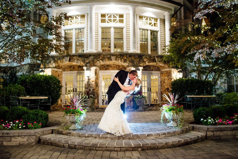 The Olde Mill Inn, Courtyard (Gary Flom Photography)