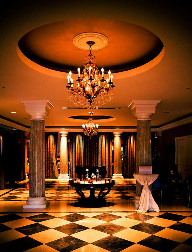 The Palace at Somerset Park, East Foyer (Photo: Abella Studios)