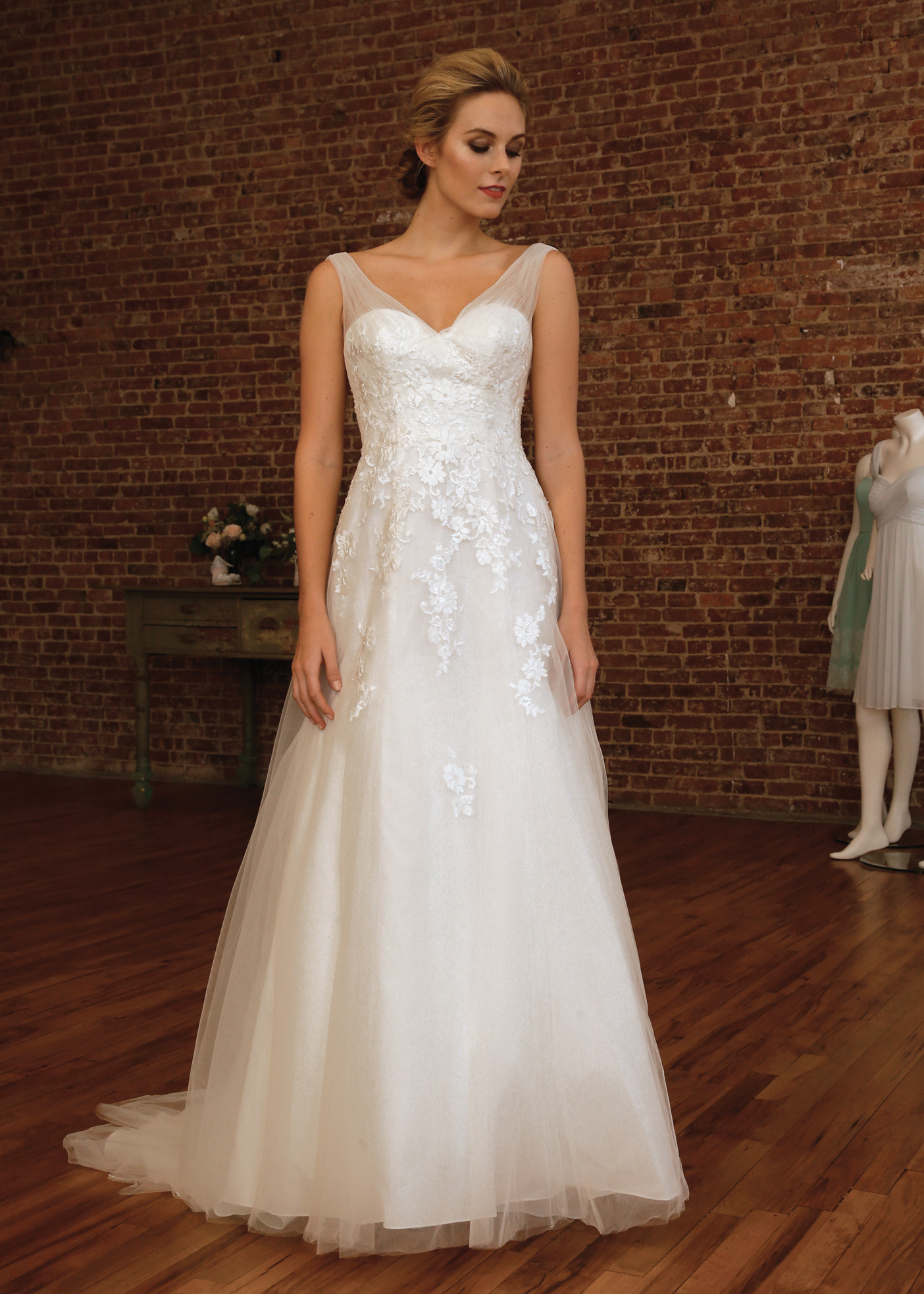 David's Bridal Glamoro...