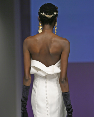 Search for Wedding Gowns with Bows in Back Design in NY, NJ, CT, PA