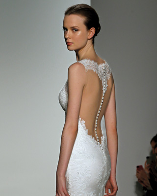 Search for Wedding Gowns with Button Back Designs in NY, NJ, CT, PA