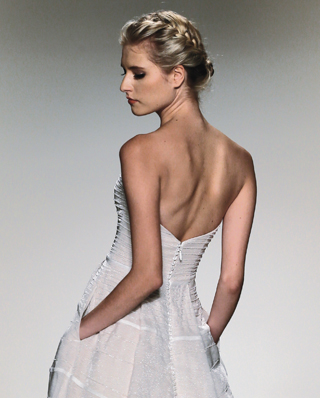 Search for Wedding Gowns with Traditional Back Designs in NY, NJ, CT, PA