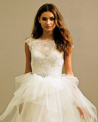Search for Wedding Gowns with Tulle in NY, NJ, CT, PA