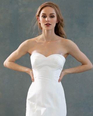 Search for Silk Wedding Gowns in NY, NJ, CT, PA