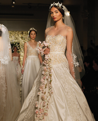 Search for Wedding Gown Fabric, Lace to Silk