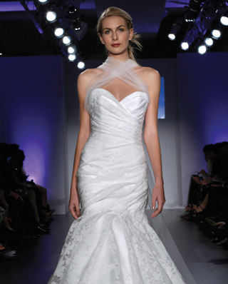 Search for Wedding Gown Necklines, Sweetheart to Plunge