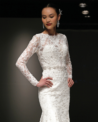 Search for Wedding Gown Sleeves, Strapless to Long