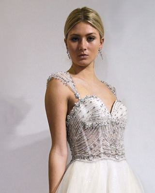 Search for Wedding Gown Necklines with Beading in NY, NJ, CT, PA