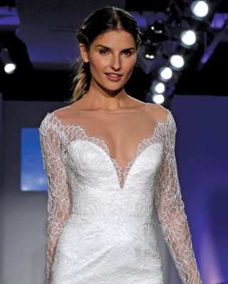 Search for Wedding Gowns with V-Neck Necklines in NY, NJ, CT, PA