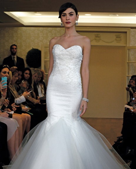 Search for Mermaid Wedding Gowns in NY, NJ, CT, PA