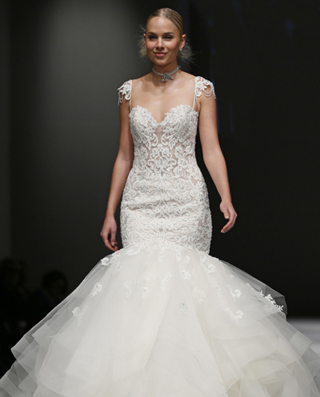 Search for Trumpet Wedding Gowns in NY, NJ, CT, PA
