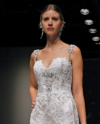 Search for Spaghetti Strap Wedding Gowns in NY, NJ, CT, PA