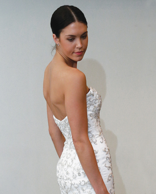 Search for Strapless Wedding Gowns in NY, NJ, CT, PA