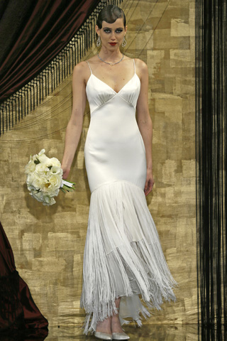 Search for Wedding Gowns with No Trains in NY, NJ, CT, PA
