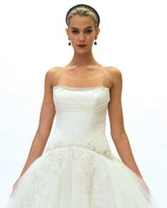 Search for Wedding Gowns with Basque Waistlines in NY, NJ, CT, PA
