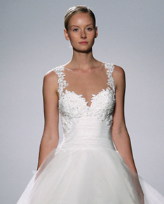 Search for Wedding Gowns with Dropped Waistlines in NY, NJ, CT, PA