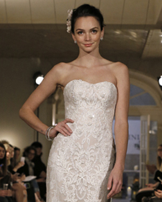 Search for Wedding Gowns with Natural Waistlines in NY, NJ, CT, PA