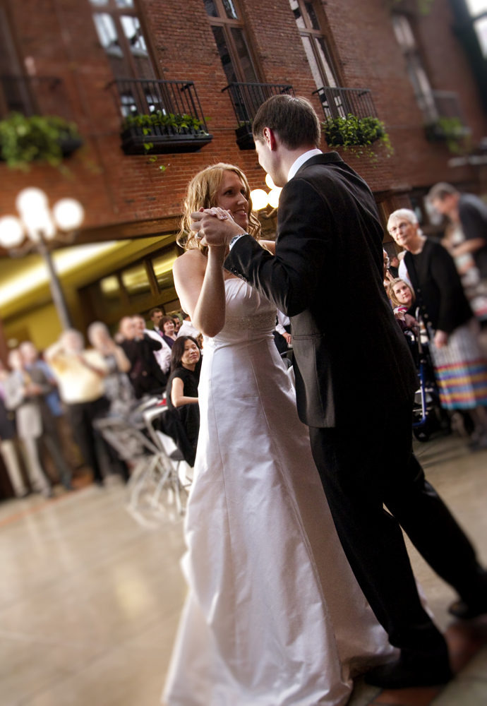Wedding Dance Routine, Tara & Ron (Tasha Owen Photography)