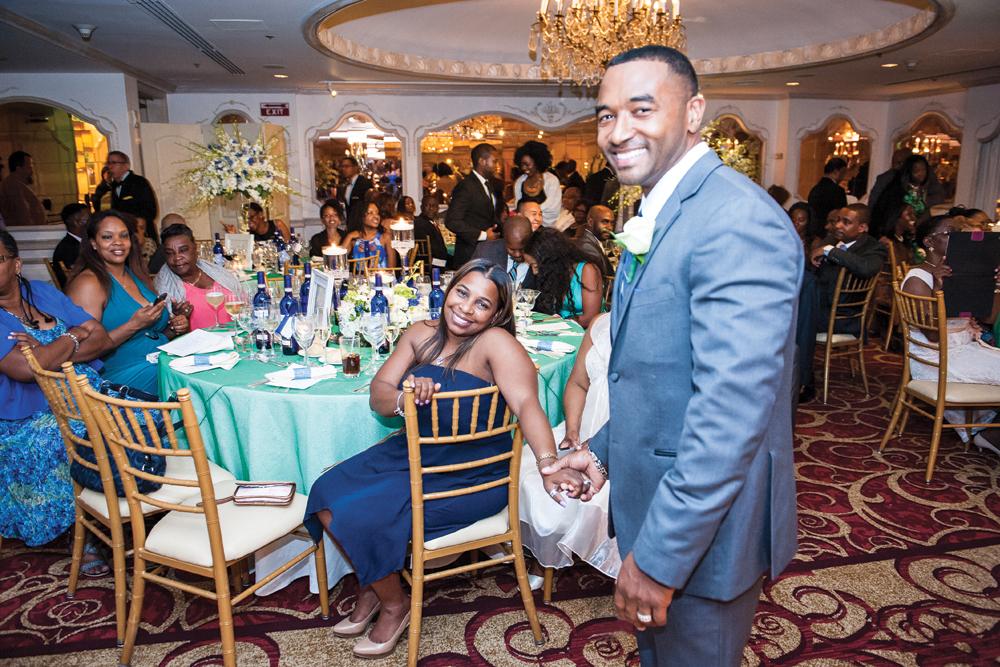 Flore Events-at Ebony & David's wedding