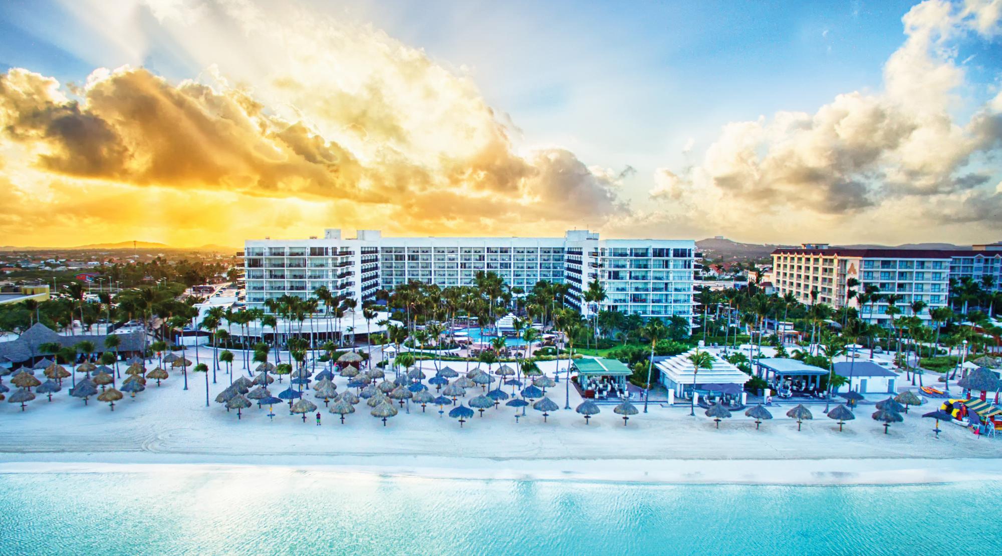 Honeymoon Contest Aruba Marriott