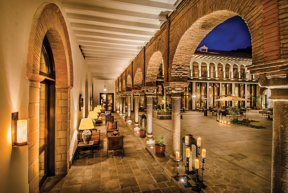 Our Winners will Honeymoon at JW Marriott El Convento Cusco.