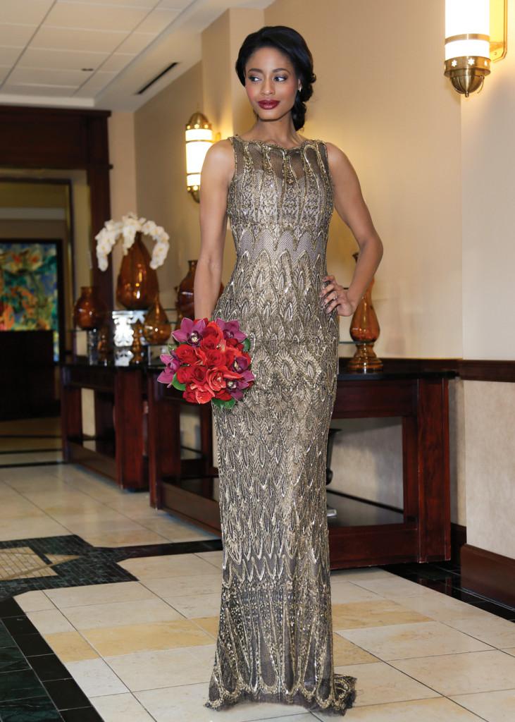 Lucia Rodriguez (LE7821, $10500), Henry's Florist