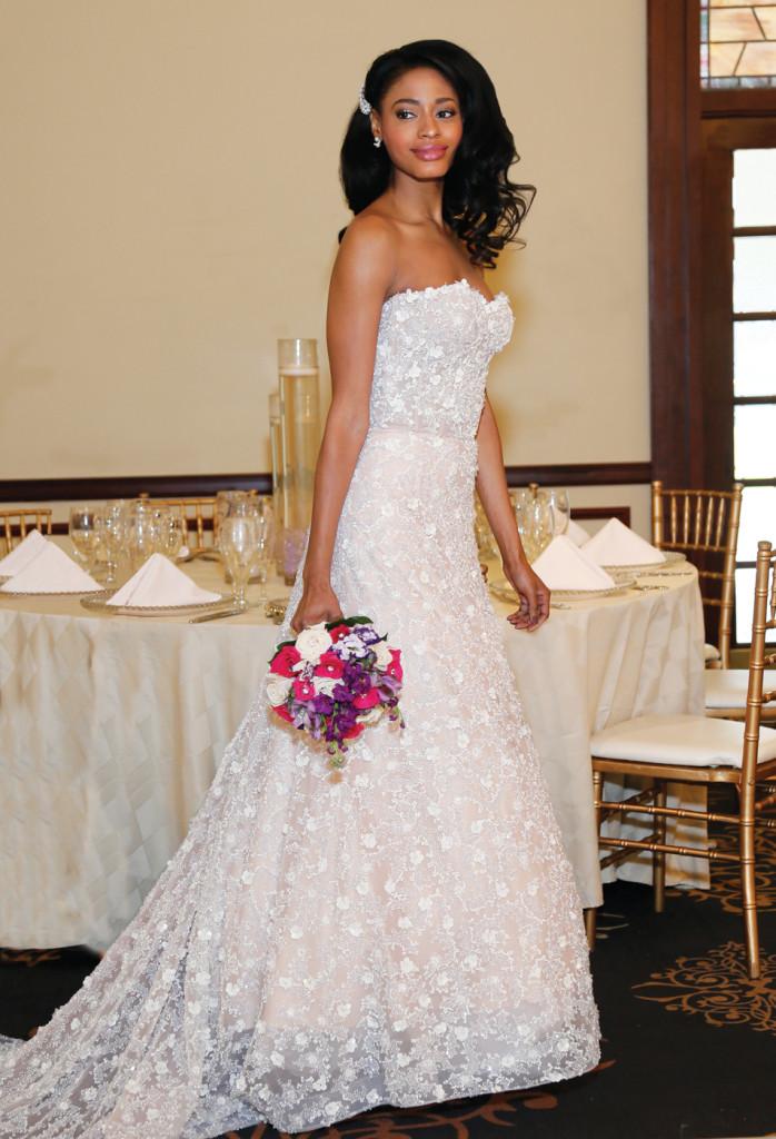 Lucia Rodriguez (LW835, $8600), Henry's Florist