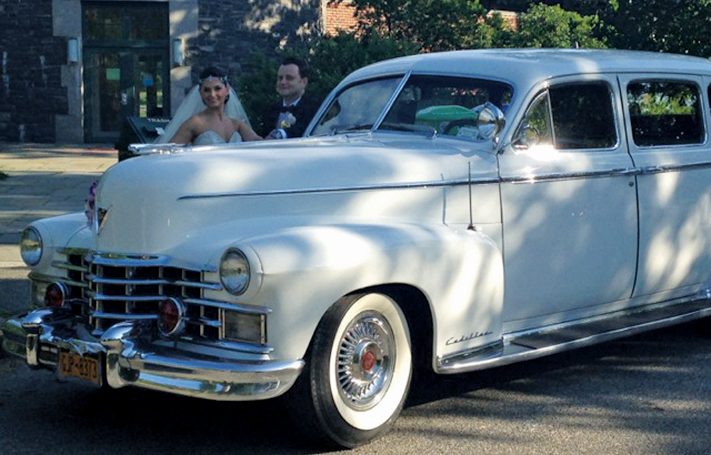 M&V Limousines, 1937 Cadillac