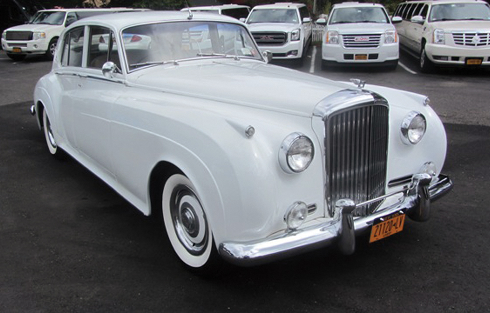 M&V Limousines, 1956 Bentley Rolls Royce