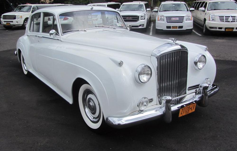 M&V Limousines, 1956 Bentley Rolls Royce