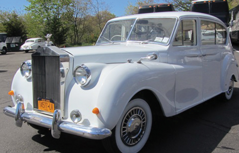 M&V Limousines, 1961 Rolls Royce Princess