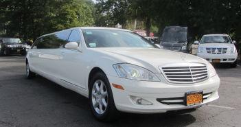 M&V Limousines, Mercedes S 550 Limo, 10 passengers