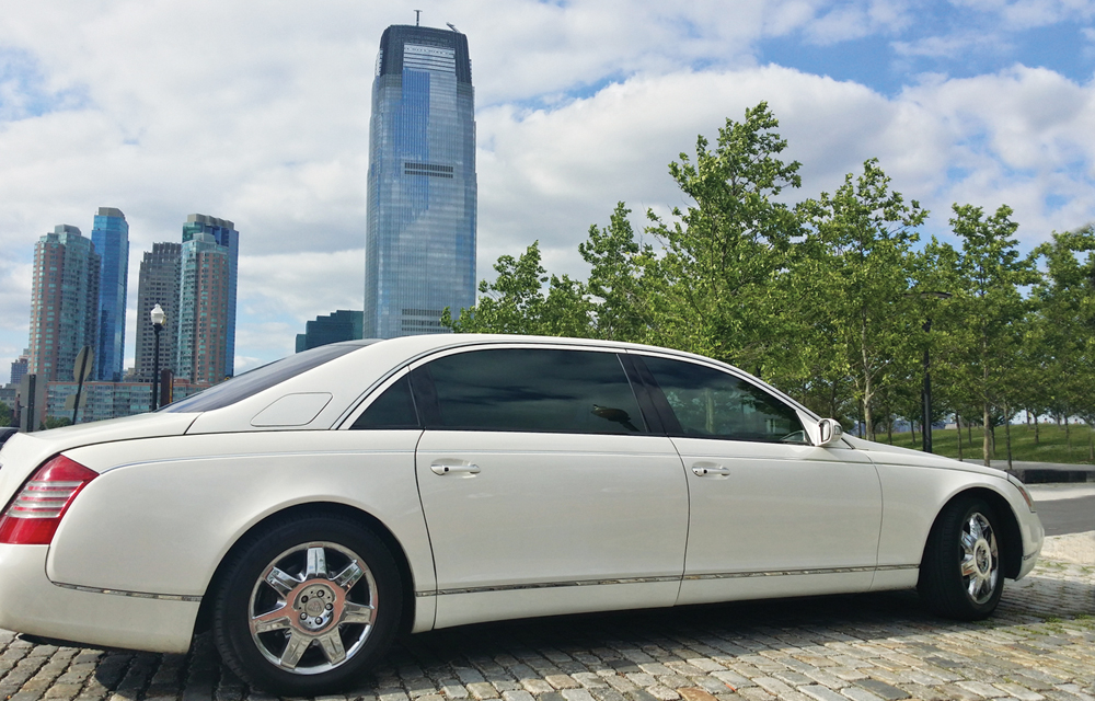 M&V Limousines, Maybach 57