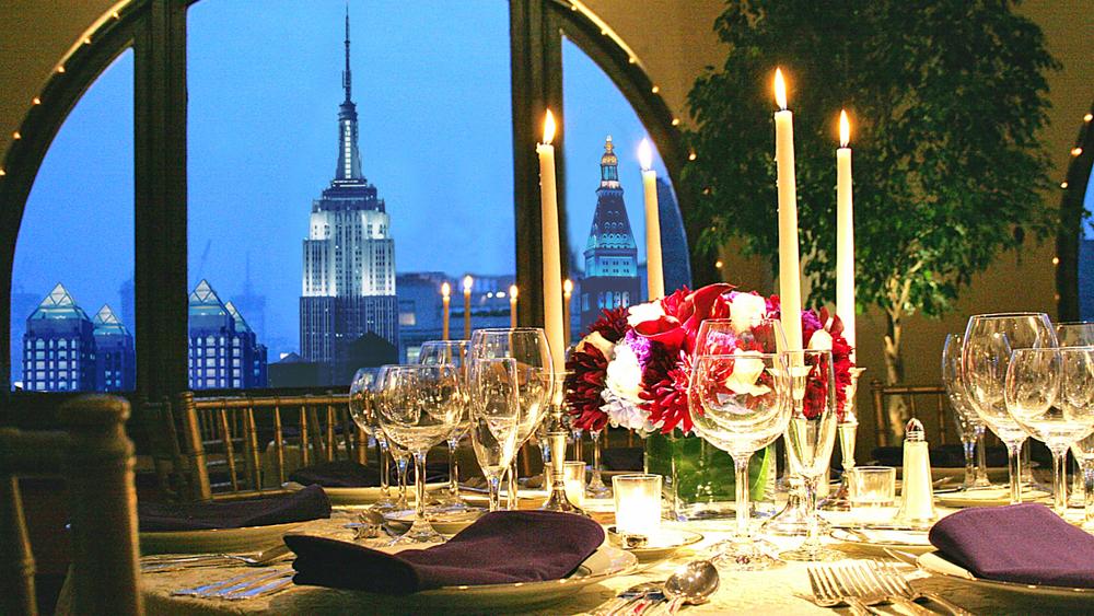Manhattan Penthouse, Skyline Views