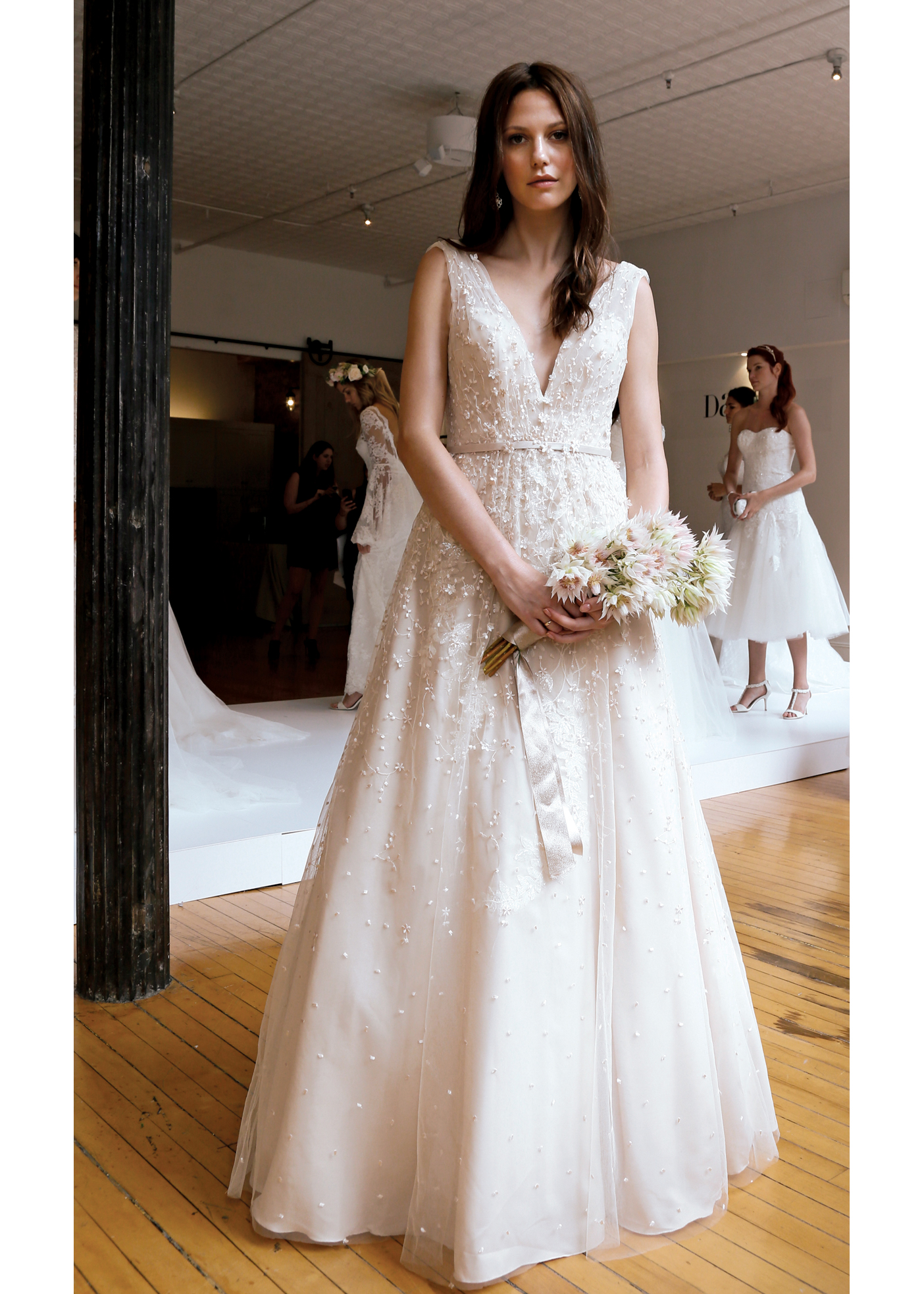 Sparkle in Summer Wearing the Prettiest Floral Dresses Pictures of gowns for wedding sponsors