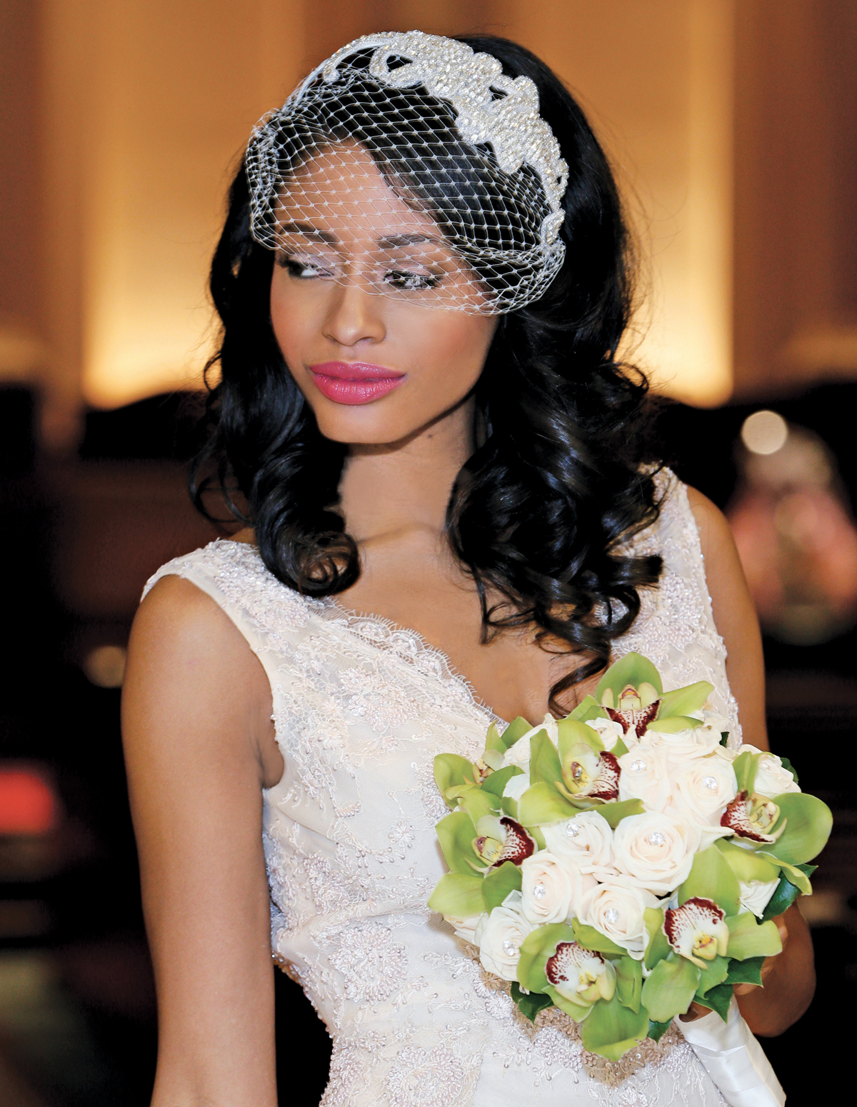Non-Traditional Bride Look by The Bridal Suite NY