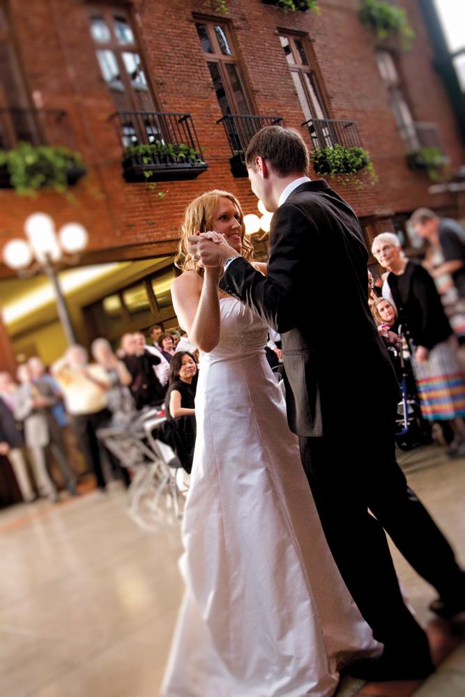 Wedding Dance Routine-Tara & Ron (Tasha Owen Photography)
