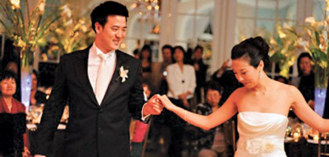 Wedding Dance Routine-Minna & Charles