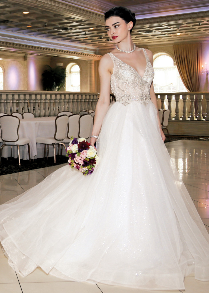 Eve of Milady Princess Ballgown Wedding Dress