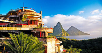 Jade Mountain, Saint Lucia