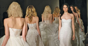 On the Bridal Runway, Reem Acra