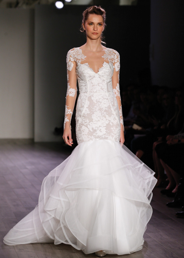 Hayley paige bridal wedding gowns in ny nj ct and pa for Hayley paige wedding dresses cost