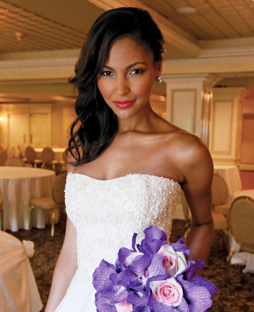 Johanna Salon, as seen in Manhattan Bride