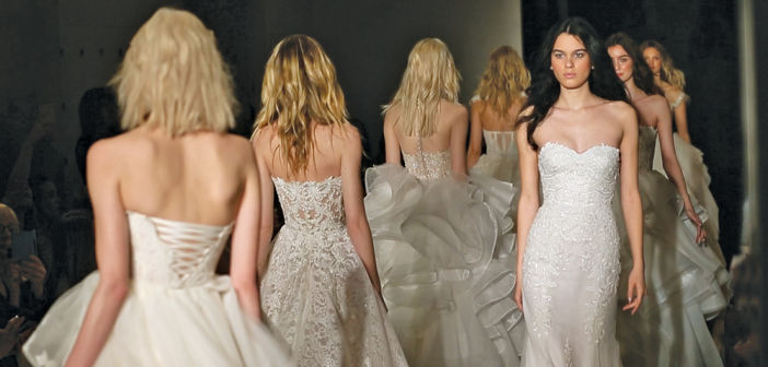 On the Bridal Runway, Reem Acra 2016