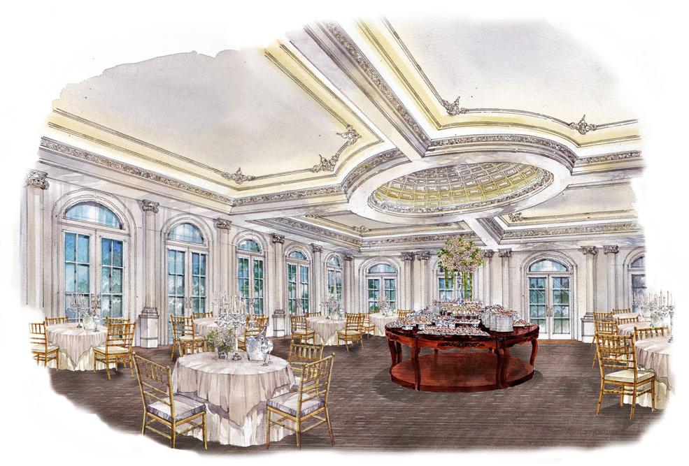 Park Chateau,Cocktail Room