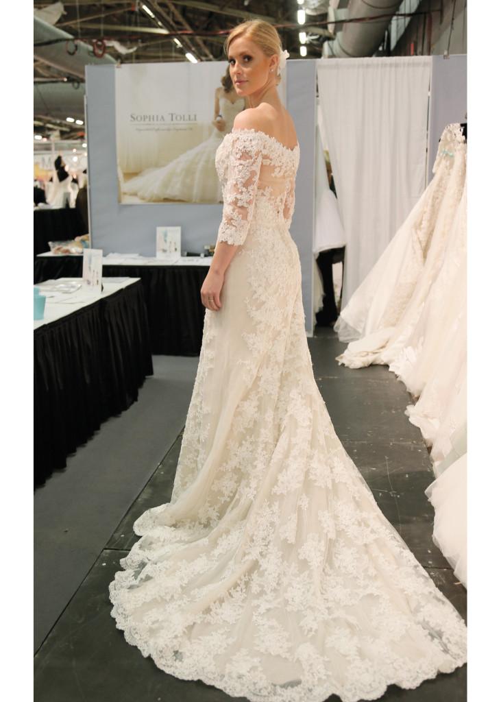 Sophia Tolli For Mon Cheri Wedding Gowns In Ny Nj Ct Pa