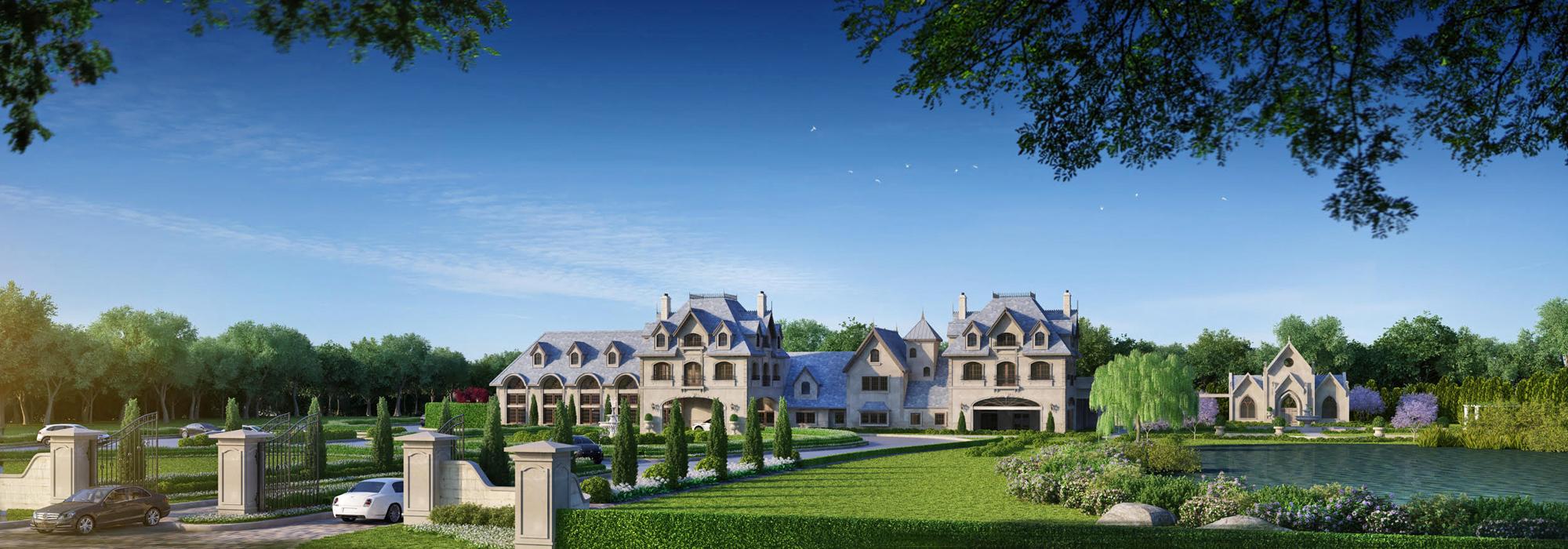 Park Chateau Estate & Gardens